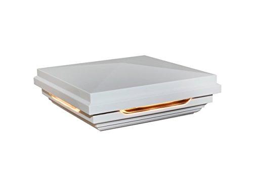 Vinyl Deck Railing Lighting