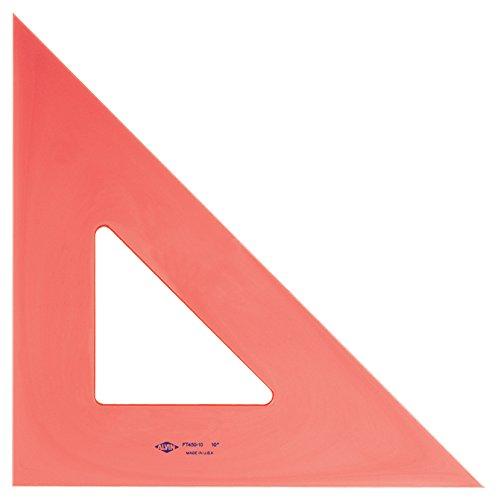Alvin FT450 8 inch Fluorescent Triangle