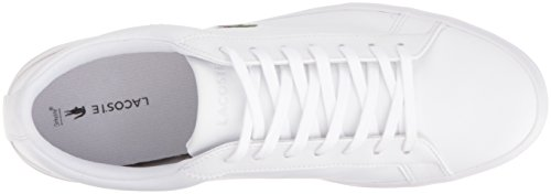 Lacoste Mens Lerond Fashion Sneaker White rYskfj