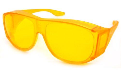 Amazon.com  Solar Shield Fits-Over Sunglasses - SS Polycarbonate II ... ab7c6e91777a