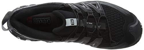 Para quiet Hombre Salomon magnet Xa Pro Zapatillas 3d black Senderismo Shade De Negro wUHTOY