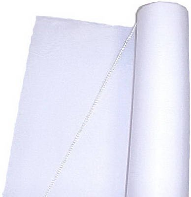 TABLEMATE PRODUCTS FL50WH 50' WHT Aisle Runner (Textured Aisle Runner)