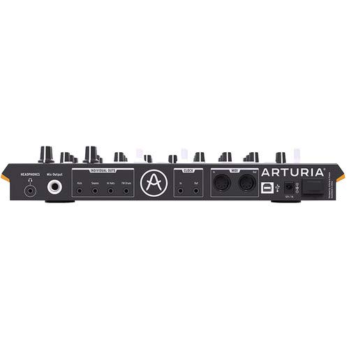 Arturia DrumBrute Impact Drum Machines includes Free Wireless Earbuds - Stereo Bluetooth In-ear and 1 Year Everything Music Extended Warranty by Arturia (Image #3)