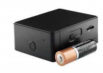 62z Mini Cámara Espía WIFI 720p gran angular con sistema inteligente: Amazon.es: Bricolaje y herramientas