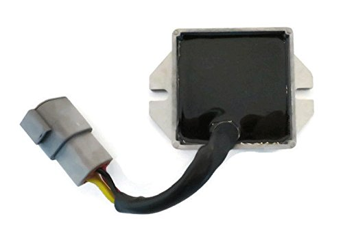 The ROP Shop Voltage Regulator Fits Ski-Doo 2005-2008 Expedition 550F & 2005 Summit 550F Sled