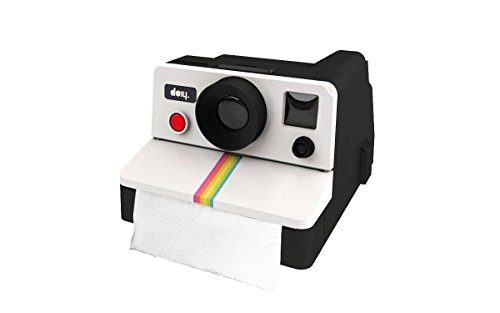 Polaroll Camera Toilet Paper Roll Holder
