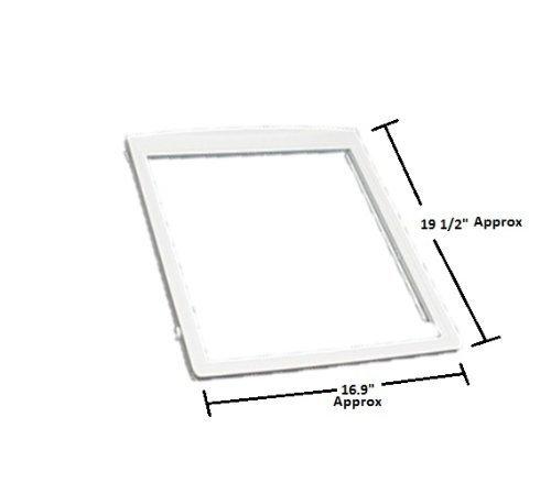240350701 Kenmore Refrigerator Crisper Cover Shelf Frame Fit Frigidaire - Chicago Lf Stores