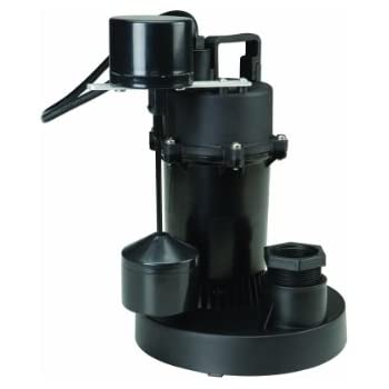 3000 Gph Vertical Float Sump Pump With Corrosion Resistant