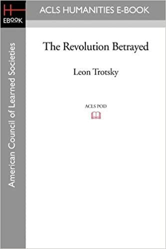 The revolution betrayed acls humanities e book amazon the revolution betrayed acls humanities e book amazon leon trotsky 9781597407625 books fandeluxe Image collections