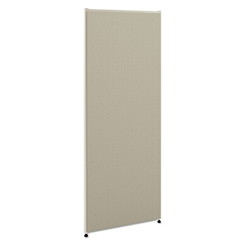Basyx P6072GYGY Verse Office Panel, 72w x 60h, Gray by BSXP6072GYGY
