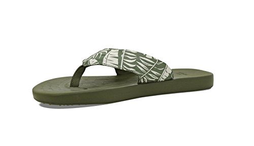 SoftScience Men's Waterfall Palm, Color: Sage, Size: 12 -