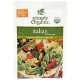 Simply Organic Organic Italian Salad Dressing Mix (6x.7 OZ)