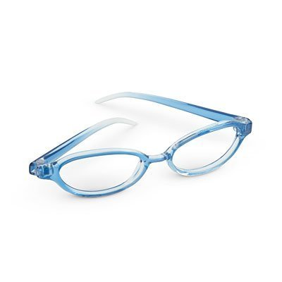 AMERICAN GIRL TWO-TONE GLASSES, LIGHT - 2 Glasses Tone