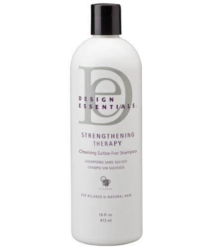 Design Essentials Strengthening Therapy System Sulfate Free Shampoo 16 Oz Buy Online In El Salvador Design Essentials Products In El Salvador See Prices Reviews And Free Delivery Over Us 70 00 Desertcart