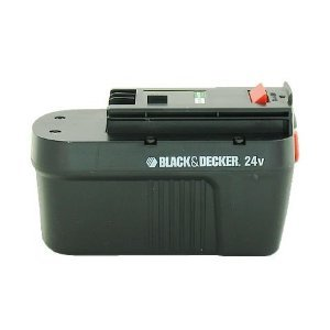 - Black & Decker HPB24 24 Volt Battery