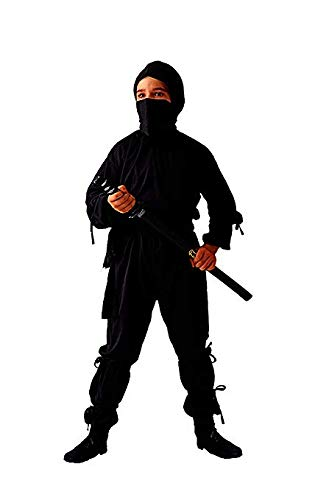 (RG Costumes Ninja Costume, Child Medium/Size)
