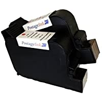 FP PostBase # 58.0052.3038.00 Compatible Standard Capacity Fluorescent Red Ink Cartridge Set