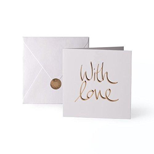 Katie Loxton–Biglietto di auguri–con amore Joma Jewellery