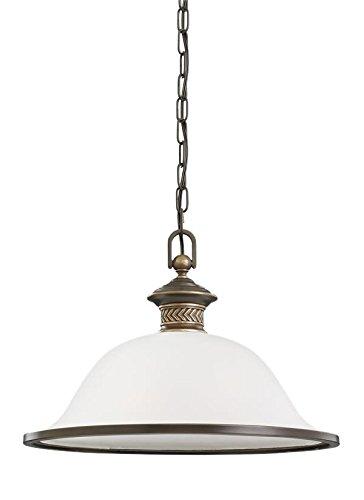 (Sea Gull Lighting 65350EN3-708 One Light Pendant Estate)