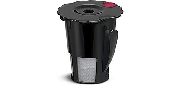 Amazon.com: 24 K Oro Reutilizable K Copa y K Jarra Filtro de ...