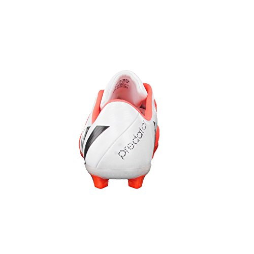 Adidas Predator Instinct FG Chaussures de Football pour Enfant Blanc ftwr white/core black/solar red 37 1/3