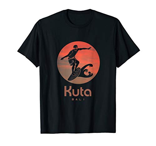 Bali Windsurfing Surfing Surfers Surf Kuta   T-Shirt (Best Surf Spots Bali)