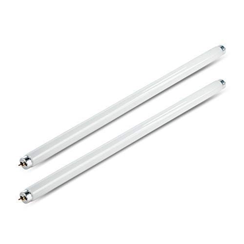 Newlifeelectronic 2-Pack 15W UV Lamp Tubes Replacement Bulbs 30W