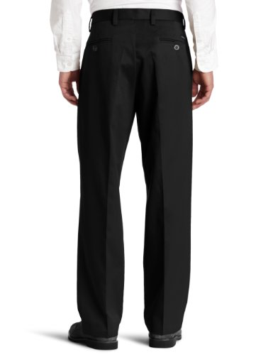 Dockers Men's Signature Khaki D4 Relaxed Fit Pleated Pant