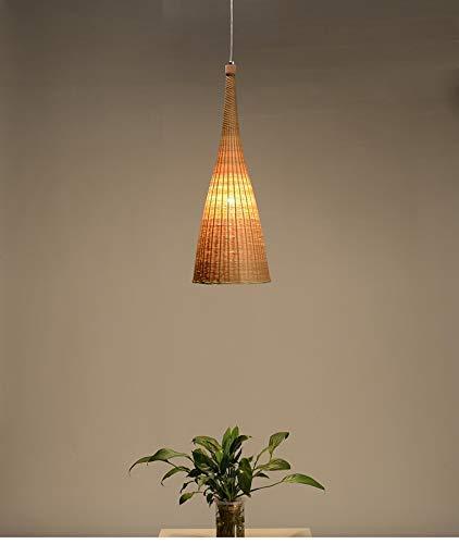huge discount be4b8 10b01 Amazon.com: Arturesthome Artistic Bamboo Ceiling Light, Art ...