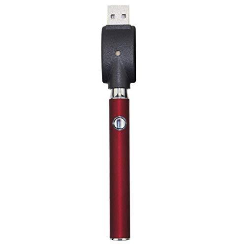Hemp Oil Charger Pen, Slim Oil Premium Pen, Variable Voltage Kit with Nano Cartridge
