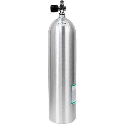 (Luxfer 80 Cubic Foot Aluminum Tank with Pro Valve)