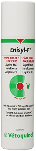 Vetoquinol Enisyl-F 6-Pack Oral Paste for Cats, 100ml