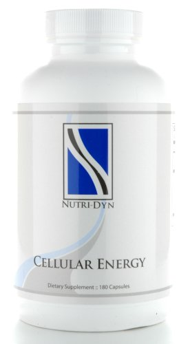 Cellular Energy 180 Caps by Nutri-Dyn