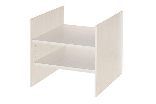 Inwona Ikea Kallax Regal Einsatz Mit 2 Fachboden Ablagefach Extra