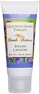 product image for Camille Beckman Glycerine Hand Therapy, English Lavender, 1.35 Ounce