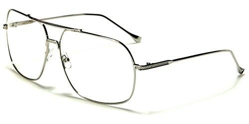 Electric Silver Sunglasses - 3