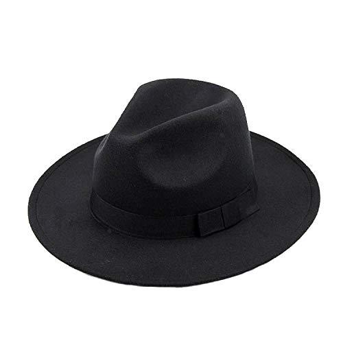 (Mafia hat Wool Felt Snap Brim Hat Trilby Vintage Wool Panama Fedora Cloche Cap Wool Felt Jazz Hats Women Men)