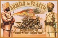 Indian Army Western Front (20) 1/32 Armies in - Indian Man Model