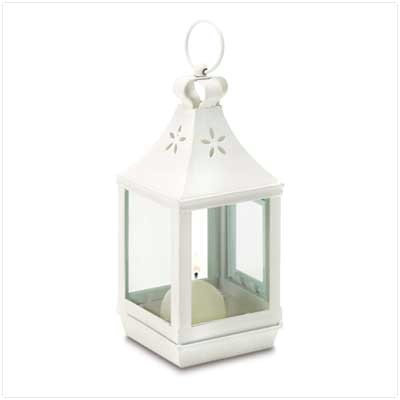 (38468 Wholesale Mini Cutwork Garden Lantern Home House Figure Model Decor Decoration Outdoor Front Yard Frontyard Home House Grass Flowers)