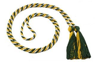 (Graduation Honor Cords (Gold/Green/White))