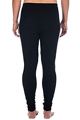 Noble Mount Womens Waffle Thermal Long John Underwear Bottoms