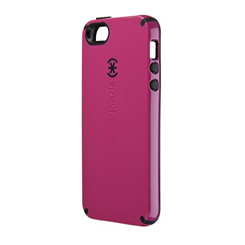 Speck Products CandyShell Case for iPhone SE, 5 & 5s - Raspberry Pink/Black