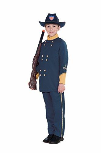 Forum Novelties Inc Union Officer Child Costume Childs (Civil War Union Soldier Kids Costumes)