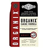 C&P's Organix Canine Adult Formula Dry Dog Food