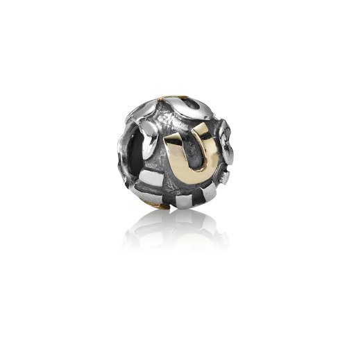 Pandora - 79298-U - Drops Femme - Lettre - Initiale - Argent 925/1000