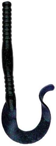 """8/"""" Worm Junebug 15 pk. Bass Assassin"""