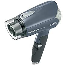 Japan Hair Products - Panasonic hair dryer Ioniti gray EH-NE28-H *AF27*