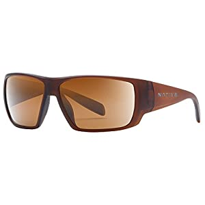 Native Eyewear Sightcaster, Matte Brown Crystal, Brown