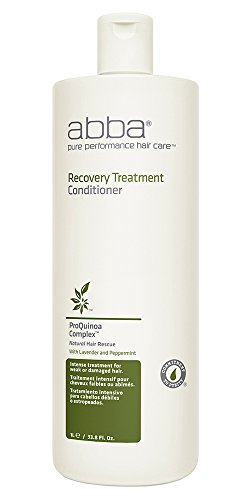 Pure Recovery Conditioner By Abba for Unisex Conditioner, 33.8 Ounce (Protect Thermal Pure Abba Spray)