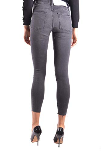Jeans FRAME Coton LSJCRE208BARLOW Gris Femme IRIwvaq8